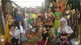 Our dances of the world costumes